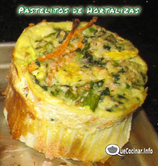 Cocinar Hoy | Pastelitos De Hortalizas Que Cocinar Hoy