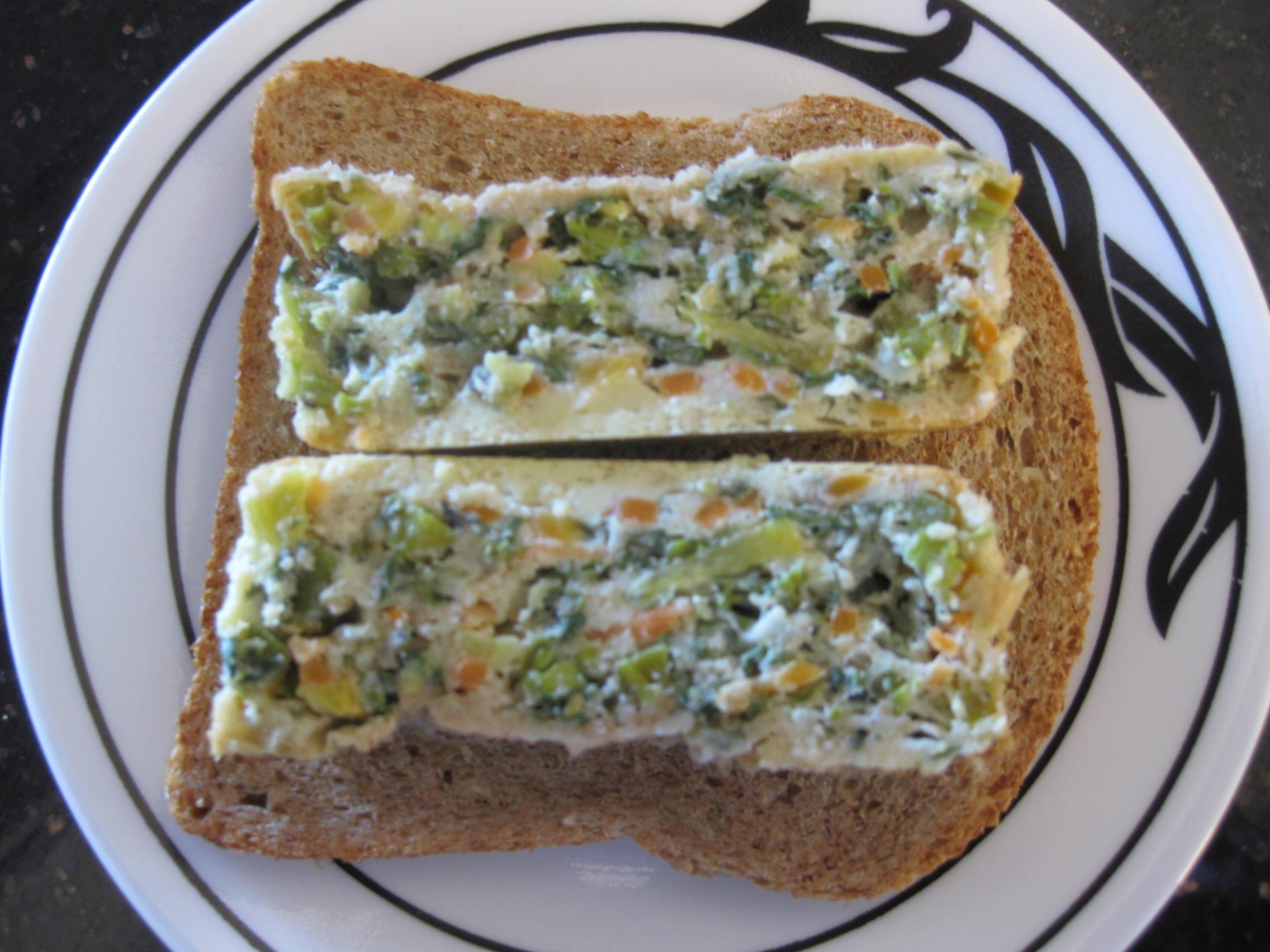 Pastelitos de Hortalizas | Que Cocinar Hoy