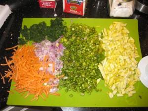 Q-CupCake-Vegetales-5-300x224 Pastelitos de Hortalizas   Que Cocinar Hoy