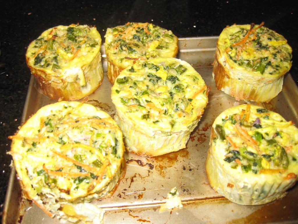 Q-CupCake-Vegetales-6-1024x768 Pastelitos de Hortalizas   Que Cocinar Hoy