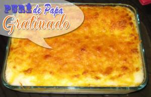 Pure-de-Papas-Gratinado-300x192 Puré de Papas Gratinado