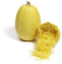 calabaza espagueti