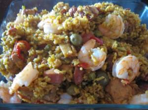Que-Cocinar-009-300x224 Arroz Mixto | Recetas de Comida Colombiana