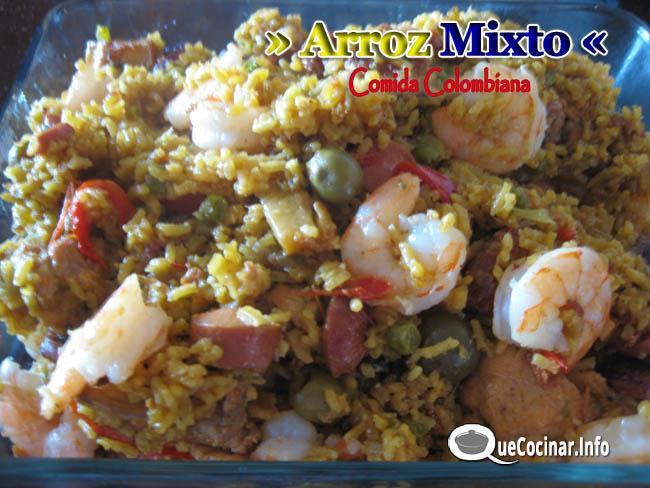 arroz-mixto-5 Arroz Mixto | Recetas de Comida Colombiana