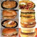 Comida Chatarra vs Alimentos Sanos…