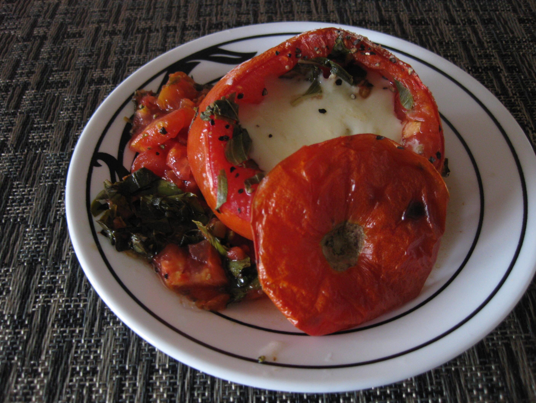 Tomates-Rellenos-1 Tomates Rellenos en un Santiamén