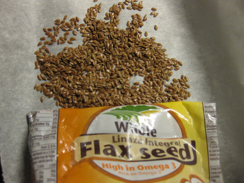 semillas de linaza