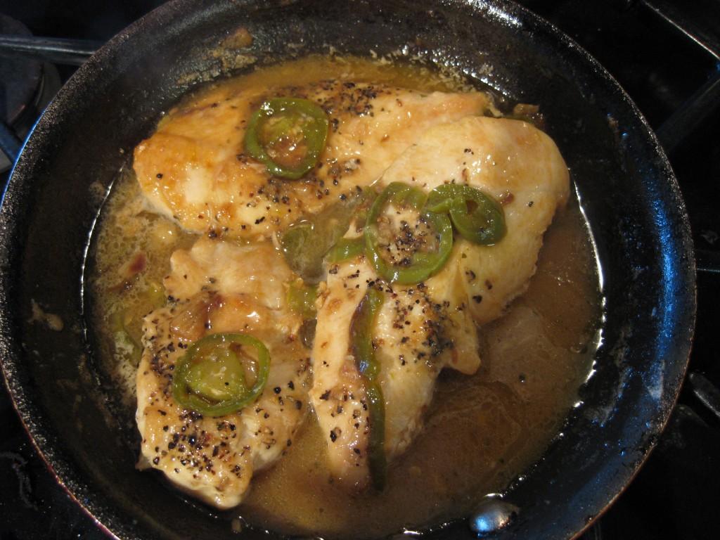 Recetas como cocinar pollo pollo al horno con verduras - Como cocinar pollo al horno ...