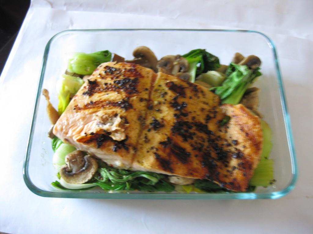 Salmon-al-bok-choy-y-champi%C3%B1ones-1024x768 Salmon Al Bok Choy Y Champiñones