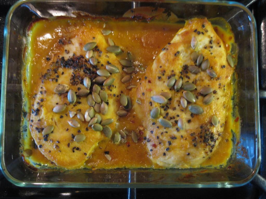 Pollo-con-mostaza-y-miel-9-1024x768 Pollo con Miel y Mostaza - Receta de Pollo