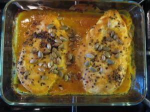 Pollo-con-mostaza-y-miel-9-300x224 Menú Especial De Navidad
