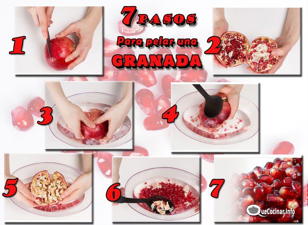 Granada-Pomegranate-1024x750 Ensalada de Granada | Que Cocinar de Ensalada