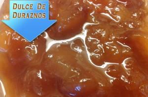 Dulce de Duraznos