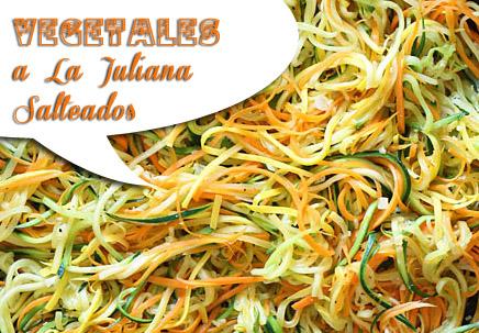 Vegetales-a-La-Juliana-Salteadas-1 Comidas Saludables | Recetas Fáciles