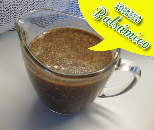 Aderezo-Balsamico1 Aderezo Balsámico | Aderezos Saludables