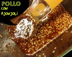 Pollo-con-Ajonjoli-4 Pollo Con Ajonjolí - Receta de Pollo con Sésamo Fácil
