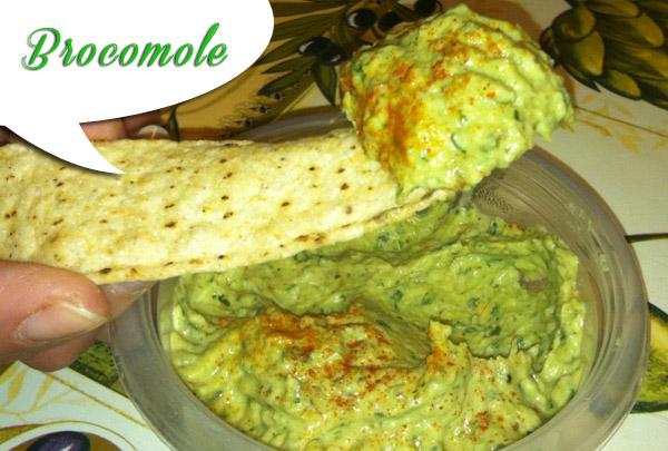guacamole de brocoli