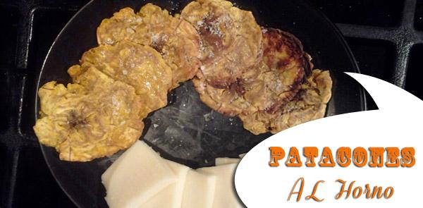 Patacones-al-horno Desde Que Cocinar Feliz 2015 | Recetas Mas Visitadas en 2014