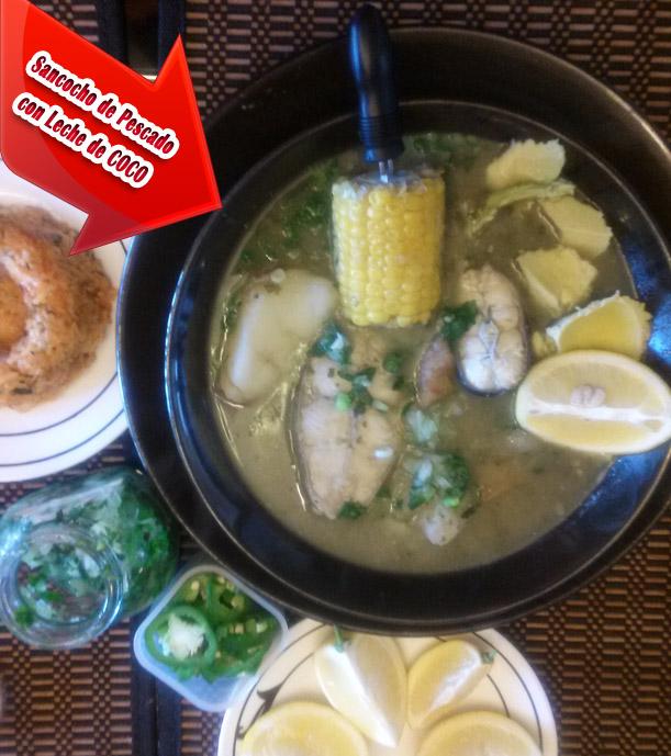 Sancocho-de-pescado Recetas para la Cuaresma de Pescado y Mariscos