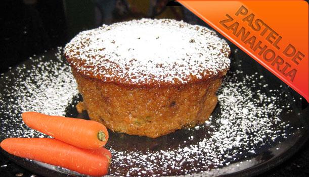 Pastel-Zanahoria Pastel de Zanahoria | Recetas de Postres Fáciles