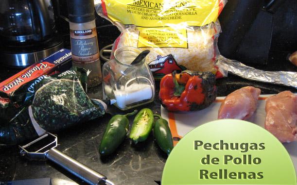 Pechugas-de-Pollo-Rellenas_003-1 Pechugas de Pollo Rellenas | Recetas Pollo