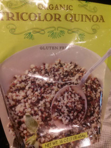 Quinoa-226x300 Ensalada de Quínoa y Verduras | Fácil - Rápida y Saludable Ensalada de Quinua