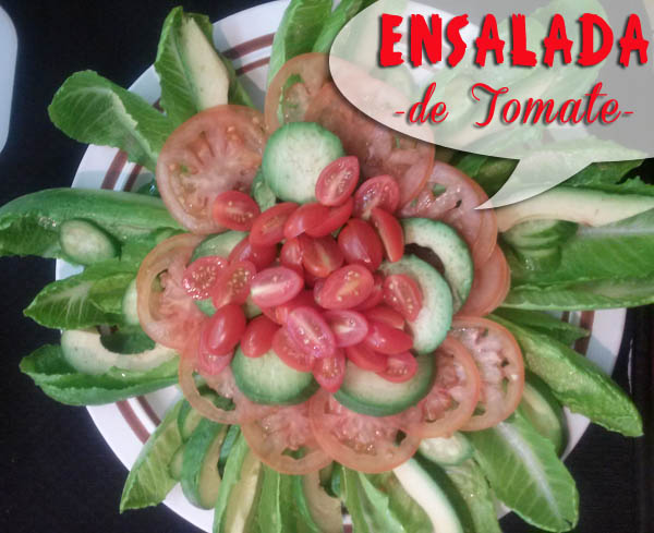 Ensalada-de-tomate-2 Ensalada de Tomate Fácil al estilo Que Cocinar