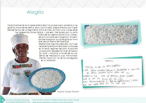 Palenqueros-alegria1 Cocina Palenquera Para El Mundo | Libro de Cocina