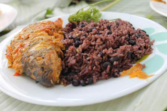 Palenqueros-arroz Cocina Palenquera Para El Mundo | Libro de Cocina