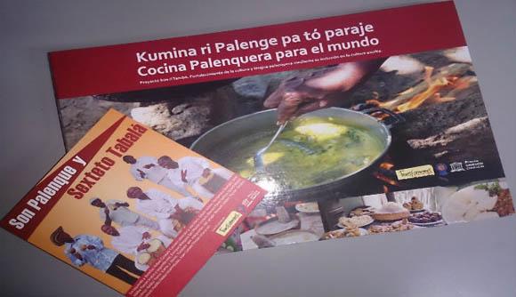 Palenqueros-libro Cocina Palenquera Para El Mundo | Libro de Cocina