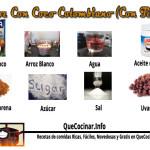 Arroz-Con-Coco-Ingredientes-150x150 Arroz Con Coco Colombiano | Receta Para Hacer Arroz Coco
