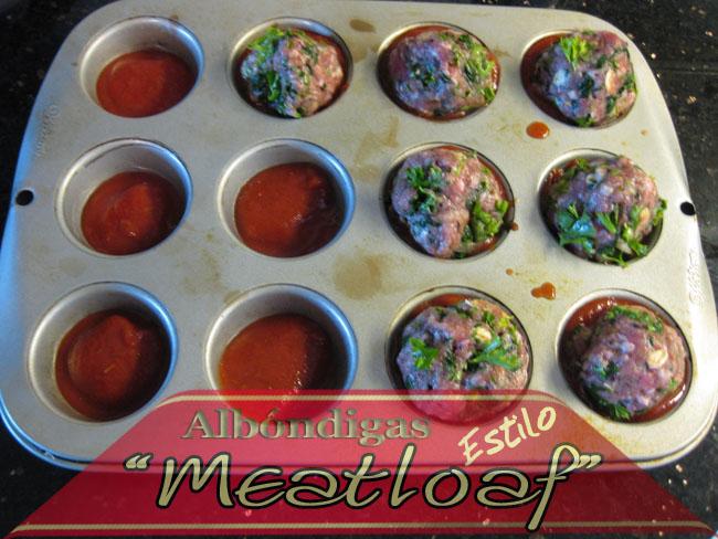 Albondigas-estilo-meatloaf-3 Albóndigas Estilo Meatloaf | Recetas De Comida Facil
