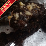 brownies de frijol negro