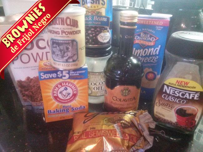 Brownies-frijol-negro-2 Brownies De Frijol Negro | Receta De Brownies Sin Harina