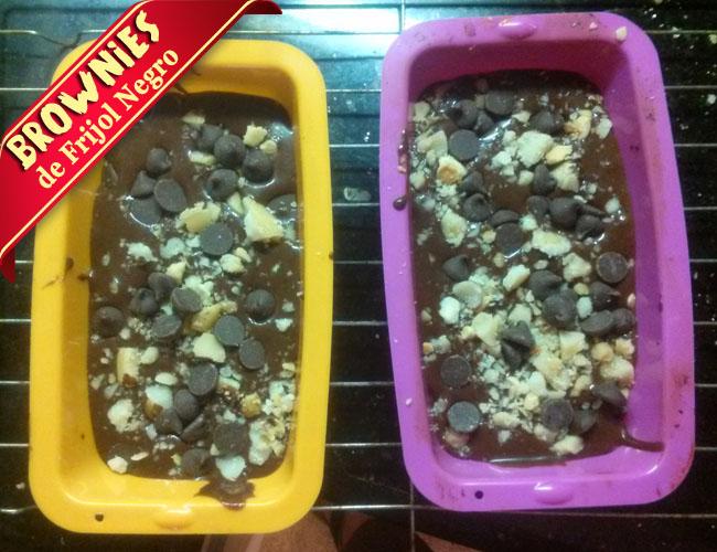 Brownies-frijol-negro-9 Brownies De Frijol Negro | Receta De Brownies Sin Harina