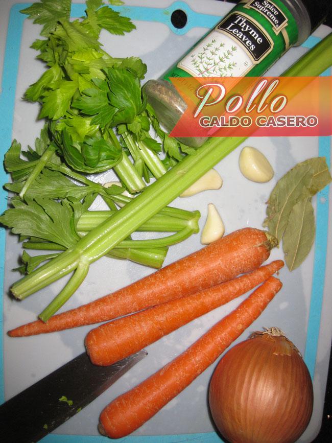 Caldo-de-Pollo-Casero-3 Caldo De Pollo Casero | Consomé de Pollo Casero