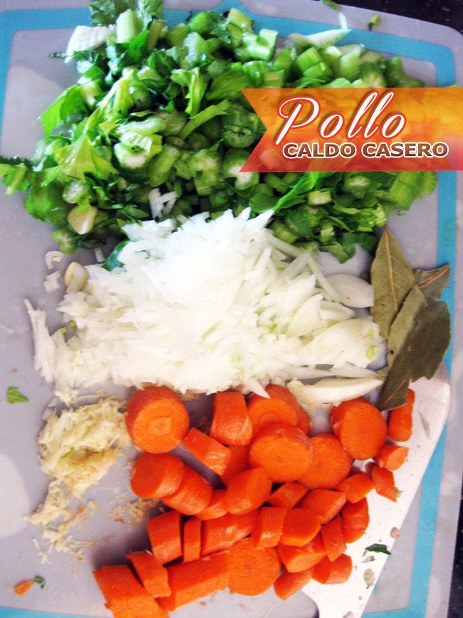 Caldo-de-Pollo-Casero-5 Caldo De Pollo Casero | Consomé de Pollo Casero
