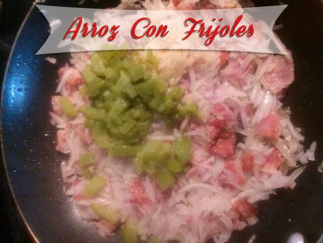 Arroz-Con-Frijoles-4 Arroz Con Frijoles | Moros y Cristianos: