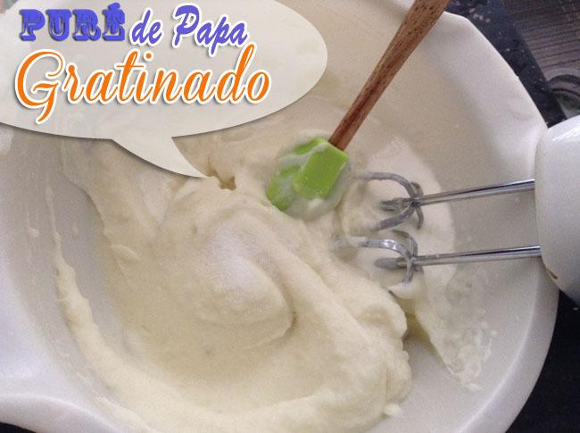 Pure-de-Papas-gratinado-4 Puré de Papas Gratinado