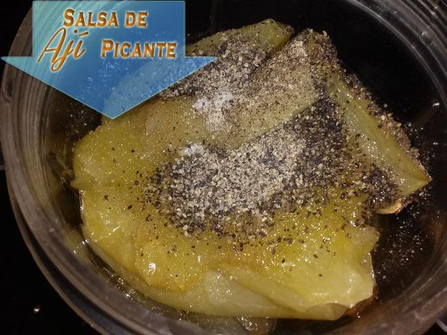 Salsa-de-Aj%C3%AD-Picante-3 Salsa de Aji Picante | Salsa de Ají Para Guardar