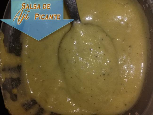 Salsa-de-Aj%C3%AD-Picante-4 Salsa de Aji Picante | Salsa de Ají Para Guardar