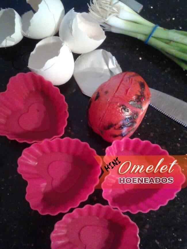 Mini-Omelet-Horneados-4 Mini Omelet Horneados | Desayunos Rápidos Y Fáciles