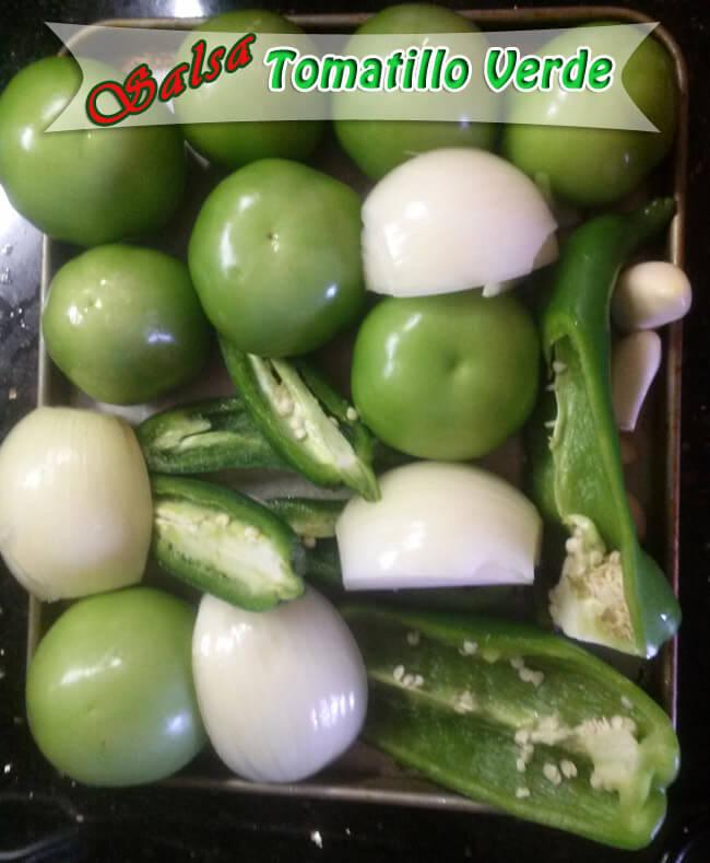 Salsa-de-Tomatillo-Verde-1 Salsa de Tomatillo Verde | Salsa Verde cocina Mexicana