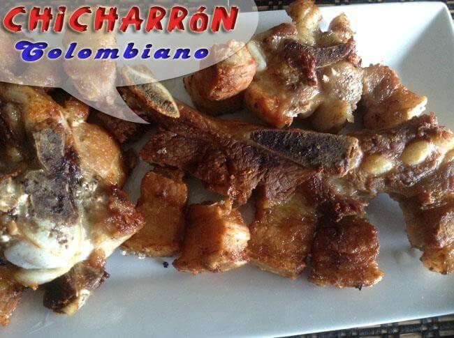 Chicharron-15 Chicharrón de Cerdo Colombiano | Chicharrón Frito