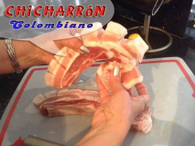 Chicharron-8 Chicharrón de Cerdo Colombiano | Chicharrón Frito
