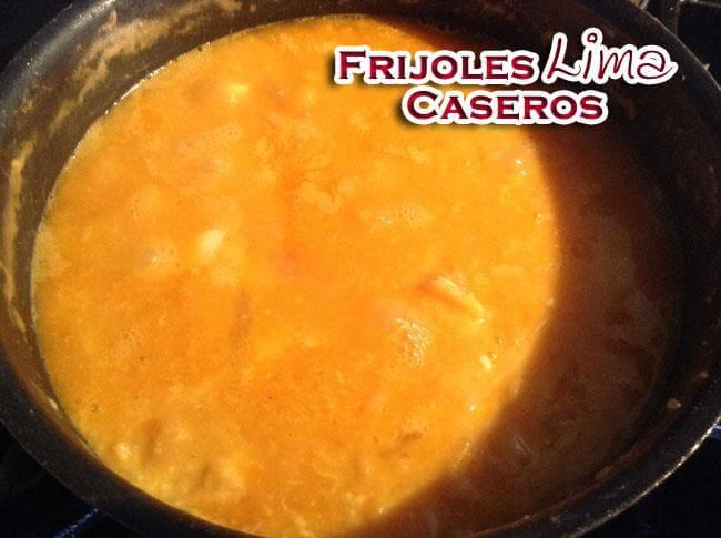 Frijoles-Lima-Caseros-2 Frijoles Lima Caseros Faciles | Desde Que Cocinar