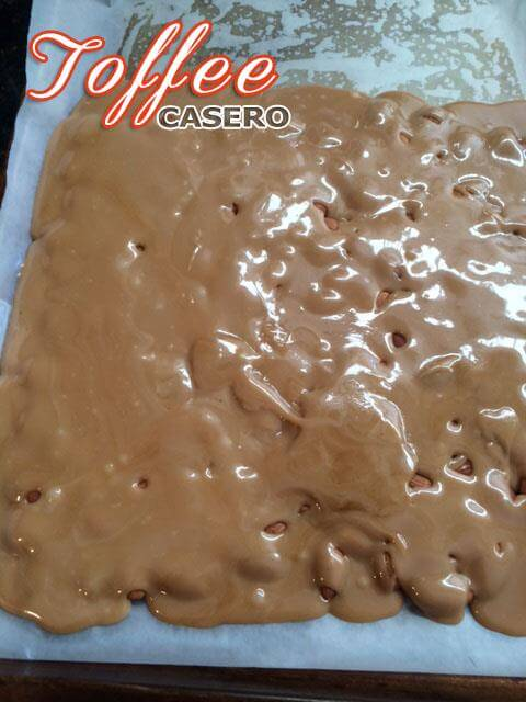 Toffee-Casero-9 Toffee Casero | Receta Fácil De Caramelo