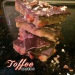 Toffee Casero | Receta Fácil De Caramelo