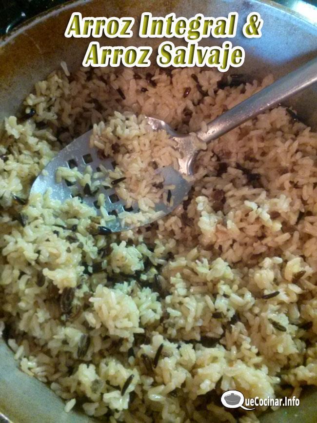 Como Cocinar Arroz Salvaje | Arroz Integral Y Arroz Salvaje Como Cocinar Arroz Negro