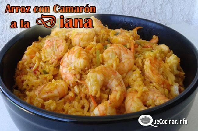 arroz-con-camaron-a-la-diana-1 Arroz Con Camarón a la Diana | Recetas Colombianas